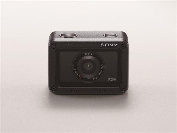 Yeni Sony RX0