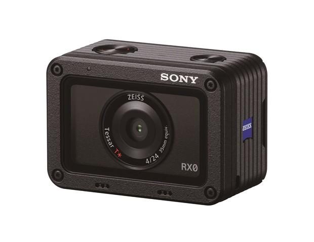 Yeni Sony RX0, Ultra Kompakt, Sağlam ve Suya Dayanıklı