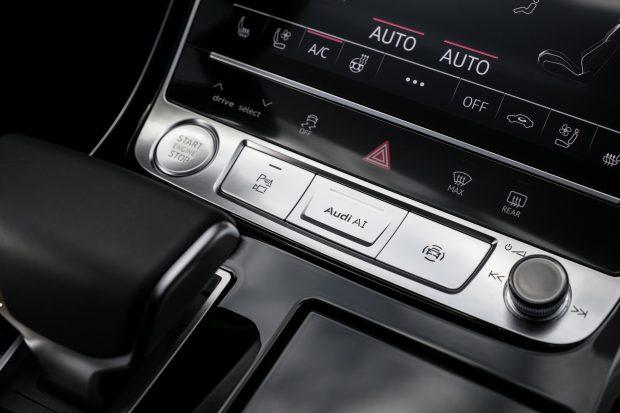 Audi AI Sıkışık Trafik Pilotu ile Otomatik Sürüş Bir Başka