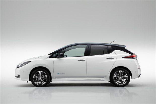 Yeni Nissan LEAF