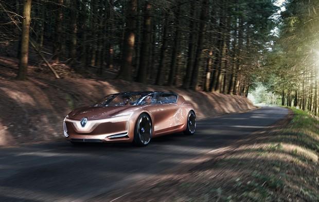 Renault SYMBIOZ Frankfurt Otomobil Fuarı'nda Tanıtıldı