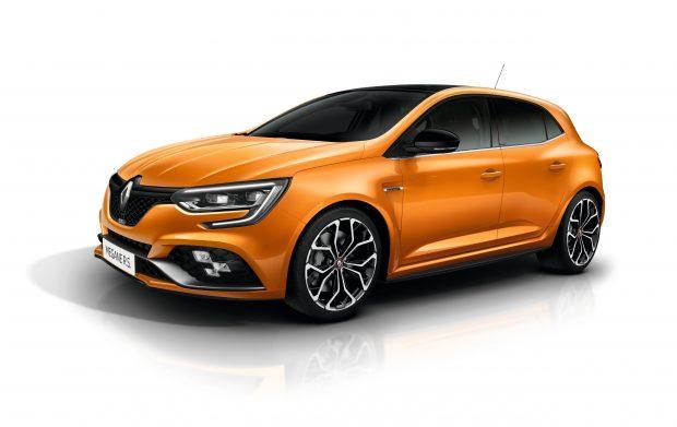 Yeni Renault Megane R.S. Dünya Prömiyeri Frankfurt'ta Yapıldı