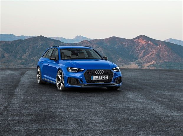 Audi Aicon ve Yeni Audi RS4 Avant