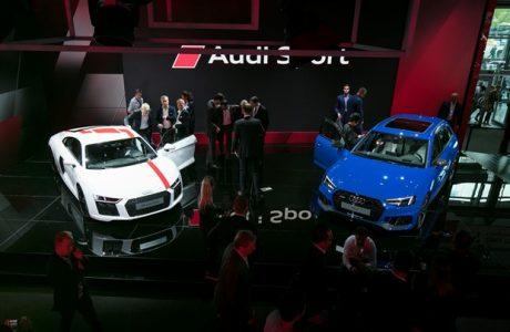 Audi'inin Geleceği Audi Aicon ve Yeni Audi RS4 Avant Frankfurt'ta Tanıtıldı