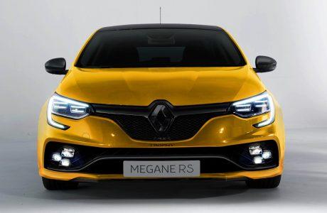 Frankfurt Otomobil Fuarı'nda Renault ve Dacia, Yeni Megane R.S 2018