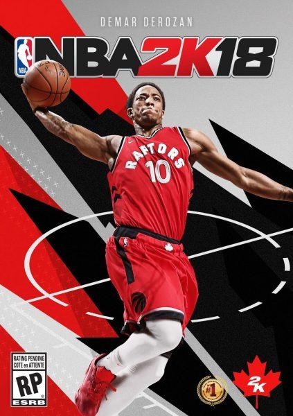 NBA 2K18 Playstation