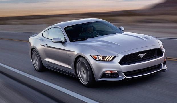 Yeni Ford Mustang Frankfurt Otomobil Fuarında Görücüye Çıkıyor
