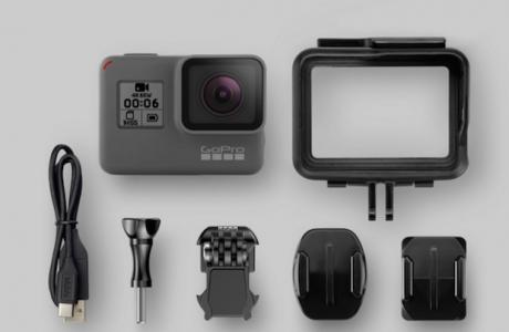 GoPro Hero6, Yeni Aksiyon Kamerası Satışa Sunuldu, 570 Euro