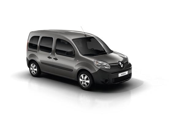 Renault Kangoo Binek 1.5 Dizel, Yarısı Şimdi Kalanı 2018'de Öde