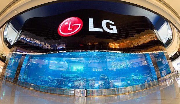 LG OLED VideoWall