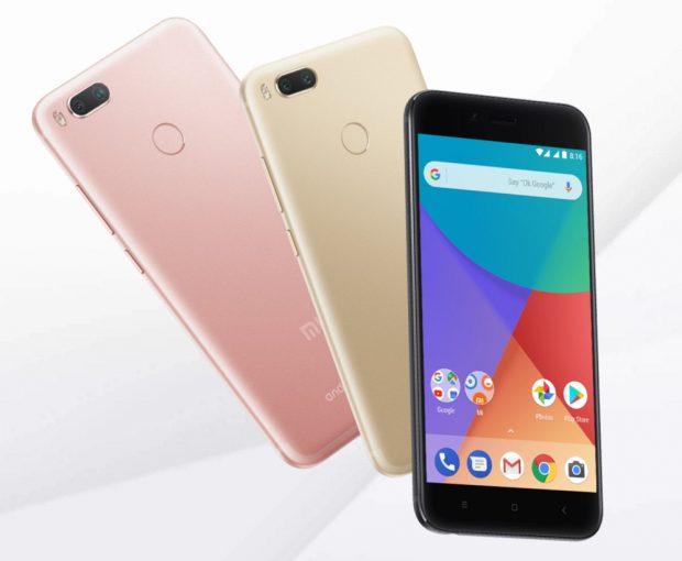 Xiaomi Mi A1, Xiaomi'nin ilk Android One Cihazı Sadece 234$