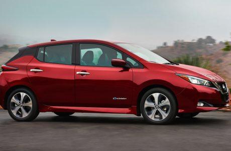 Elektrikli Nissan Leaf 2018 Tanıtıldı, Yeni Model 5 Bin Dolar Daha UCUZ