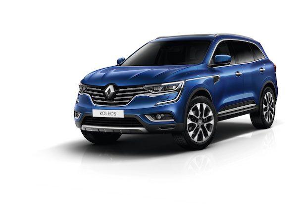 Yeni Renault KOLEOS Euro NCAP 'ten Beş Yıldız Aldı