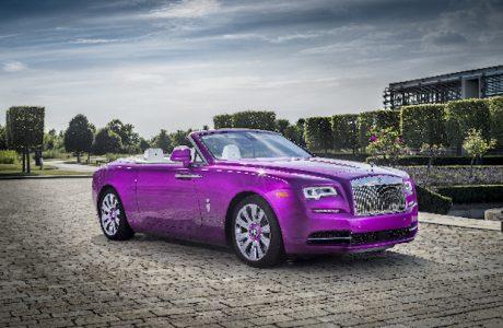 Rolls-Royce Yeni Bespoke Otomobili Ünlü Kolleksiyonere Teslim Etti