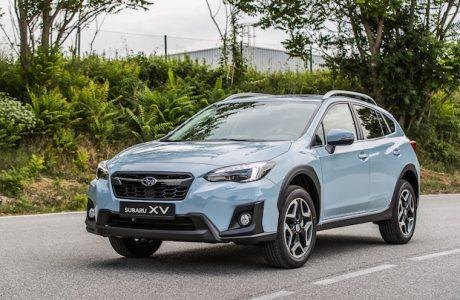 Yeni Subaru XV, 2017 Frankfurt Otomobil Fuarında Sergilenecek