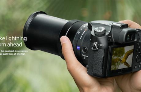 Sony'nin Yeni RX10 IV Fotoğraf Makinesi Yakında Türkiye'de