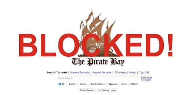 Hollanda The Pirate Bay'i Bir Kez Daha Engelledi, Torrent Sitesine YASAK