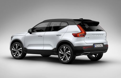 Volvo, XC40 CrossOver Modelini Yeni Bir Yenileme Planı ile Duyurdu