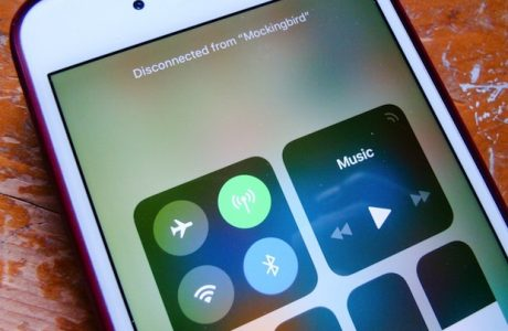 iOS 11 Kontrol Merkezi Bluetooth ve Wi-Fi Bağlantısını Tamamen Kapatmaz