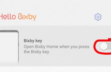 Samsung Galaxy S8'e Sonunda Bixby Kapatma Düğmesi Koydu