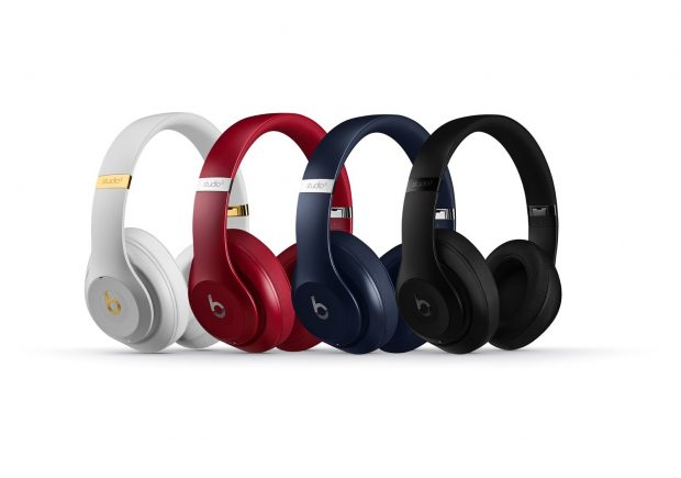Yeni Beats Studio 3 Kablosuz Kulaklıklar Daha iyi Gürültü Önlüyor