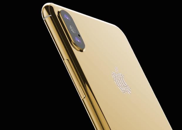 24 Ayar Altın iPhone 8 için Ön Sipariş Verebilirsiniz, Acele Edin!