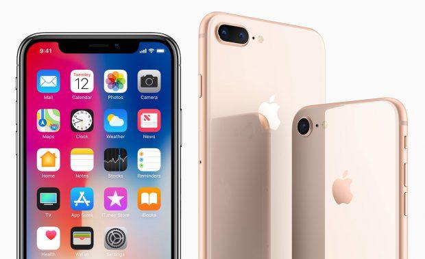 iPhone X, iPhone 8 ve iPhone 8 Plus Karşılaştırması
