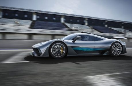 Mercedes-AMG Project ONE HyperCar, 1000 HP ve 2.72 Milyon Dolar