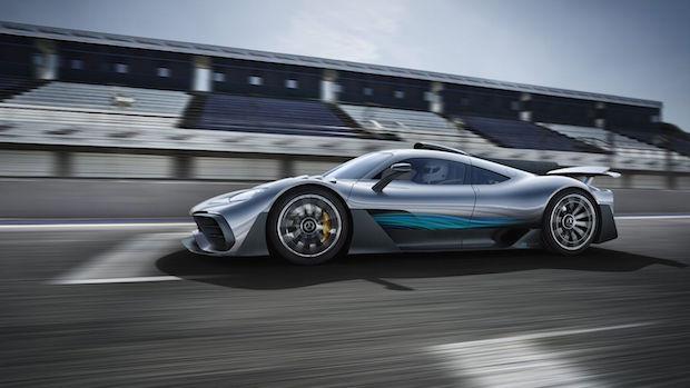 Mercedes-AMG Project ONE HyperCar, 1000 HP ve 2.72 Milyon Dolar