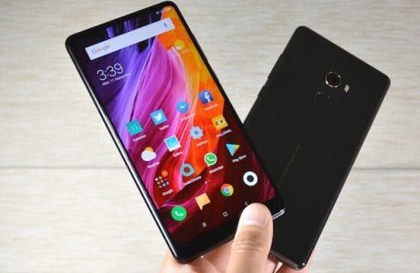 Xiaomi Mi Mix 2 Seramik Gövdeli Çerçevesiz 5.99-inç Dev Ekranlı