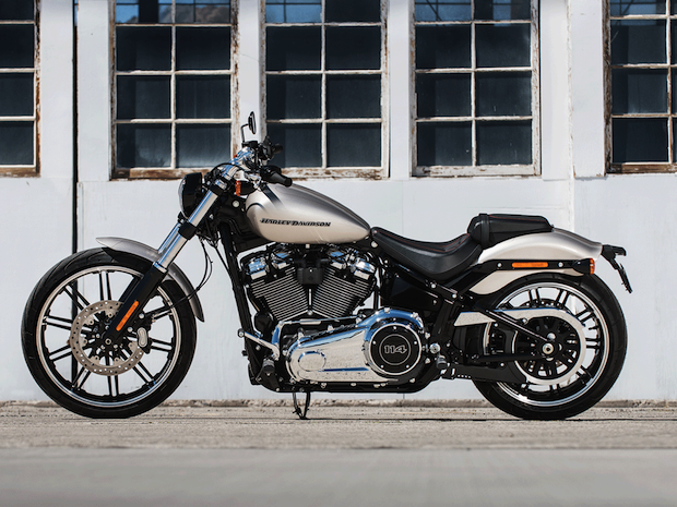 Harley Davidson Sekiz Yeni Softail Modeli