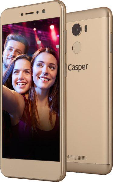 Casper VIA P2, Amiral Gemisi Özellikler Uygun Fiyata Sunuluyor