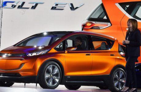 General Motors Elektrikli Otomobilde Hedef Yükseltti, 20 Otomobil Planı!