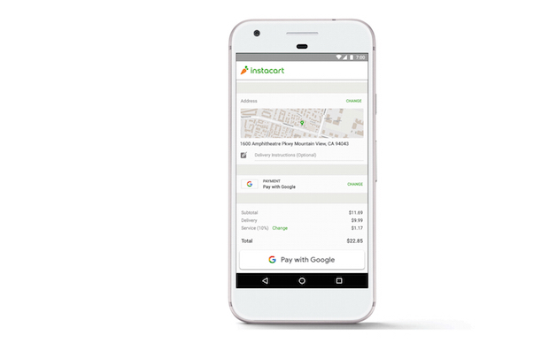 Google ile Öde, Çevrimiçi Satın Almada 'Pay With Google' Devri