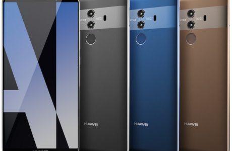 Huawei Mate 10 Pro Harika Görünüyor, 16 Ekim'de Tanıtılacak