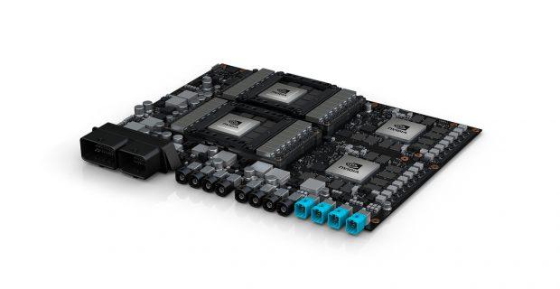Yeni NVIDIA Drive PX Pegasus AI Bilgisayar Duyurdu, 5. Seviye Özerklik