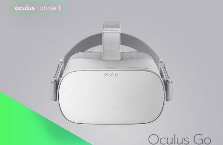 Oculus Go, 199 Dolarlık Yeni Kablosuz ve Bağımsız VR Kulaklık Seti