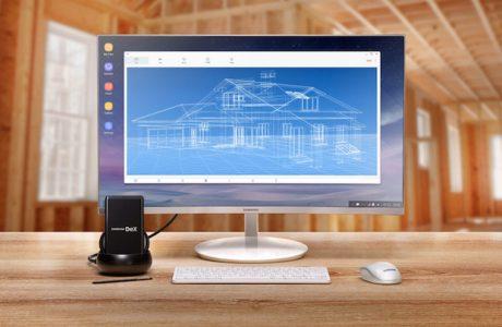 Samsung DeX Linux on Galaxy ile DeX Platformu Linux Çalıştırıyor