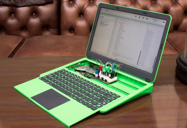 Yeni Raspberry Pi Laptop