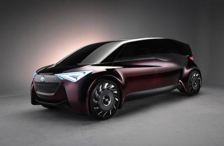 Toyota Fine-Comfort Ride 3 Dakikada Şarj ile 1000 KM Yol Yapıyor