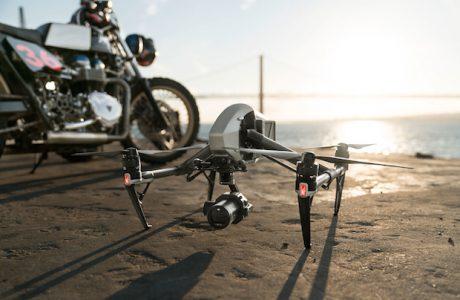 DJI Zenmuse X7 6K Drone Kamerası Duyurdu, Sinema Sektörüne ÖZEL!