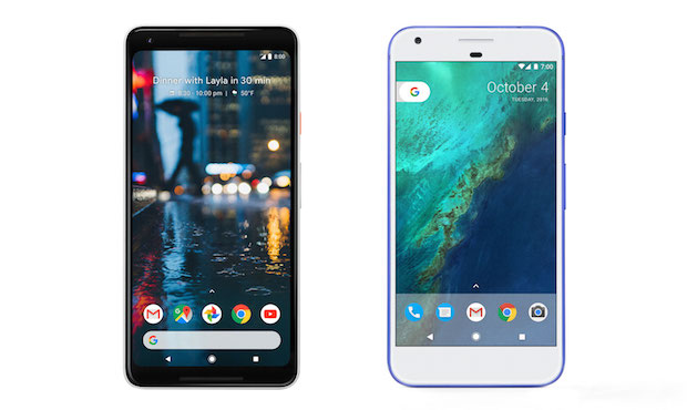 Google Pixel 2 XL ile Pixel XL Arasındaki Farklar, Neler Değişti?