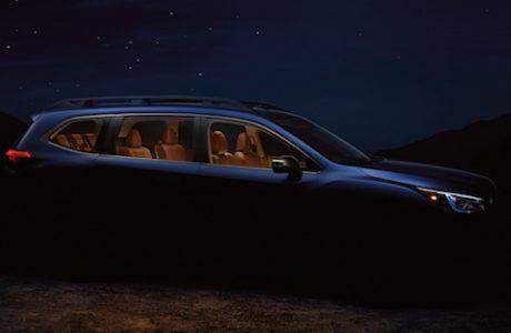 7 Kişilik SUV Subaru Ascent Los Angeles Fuarı'nda Tanıtılıyor