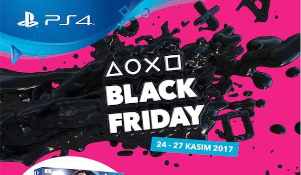 İNDİRİMLİ PS4 FIRSATI, PlayStation'da büyük Black Friday indirimleri