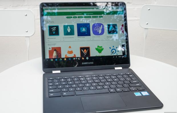 Samsung Nautlius, Intel İşlemcili LG G6 Kameralı Yeni Chrome OS Tablet