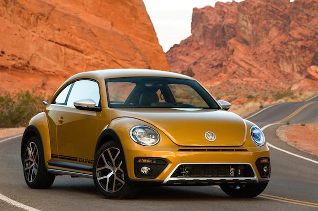 VW Elektrikli Beetle Yapmayı Düşünüyor, VW Beetle EV Güzel Olur