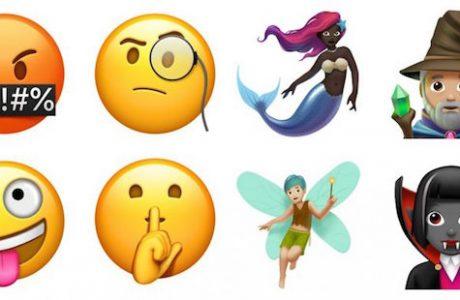 Apple iOS 11.1 Güncellemesi İnanılmaz Emojiler Getiriyor, Hemen Yükle!