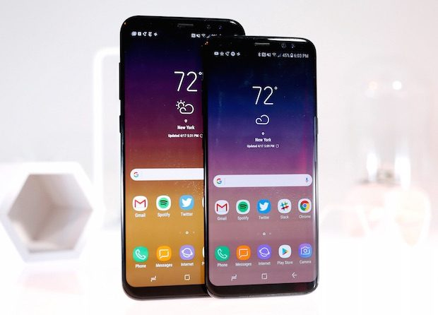 Samsung Galaxy S9 ve S9 Plus