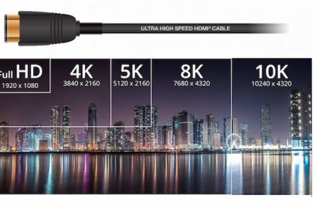 HDMI 2.1 10K ve Dinamik HDR Desteği Sunmaya Başladı