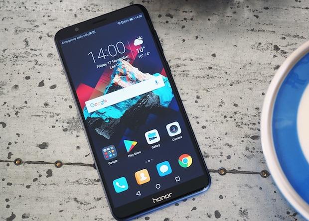 Honor 7X Çift Kamerası ve 5.93-inç Ekranıyla Bütçe Dostu